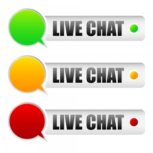 Online customer service is not complete without live chat.
